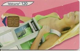 TC-PUBLIC°-120U-F1343 H-ORG1-04/05-CABINE FEMME MODE 5-56000Ex--UTILISE-TBE- - France
