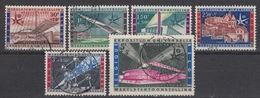 BELGIE : 1047-52 – (0) – Expo 58 Brussel  (1958)