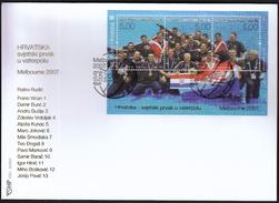 Croatia 2007 / Croatia Water Polo World Champion / Melbourne 2007 / FDC