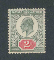 GRANDE-BRETAGNE - 1902/1910 - Yvert N#  109 - NEUF * MLH - Edouard VII