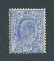 GRANDE-BRETAGNE - 1902/1910 - Yvert N#  110 - NEUF * MLH - Edouard VII - Ungebraucht