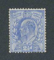 GRANDE-BRETAGNE - 1902/1910 - Yvert N#  110 - NEUF * MLH - Edouard VII