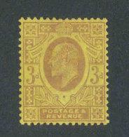 GRANDE-BRETAGNE - 1902/1910 - Yvert N#  111 - NEUF * MLH - Edouard VII