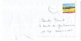FRANCIA - France - 2012 - 0,60 30e Anniversaire De La Mise En Service Du TGV - Viaggiata Da ???? Per Breuillet, France - France
