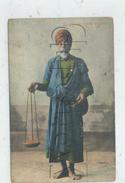 """Egypte : Vendeur De Gâteau Type Arabe """"Porte Bonheur"""" Env 1910 (animé) PF ."""