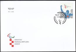 Croatia 2015 / Croatian Paralympic Committee / Sport / FDC
