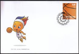 Croatia 2015 / Basketball European Championship / Sport / FDC