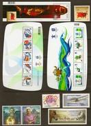 CANADA 2009-10 SG 2584-2643 UNHM #YM1 - Unused Stamps