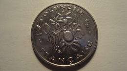 MONNAIE POLYNESIE FRANCAISE 20 FRANCS 1997 - Polynésie Française