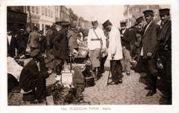Russische Typen - Markt, Feldpost Bella Pezold, 3 Stempel - Europe