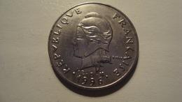 MONNAIE NOUVELLE CALEDONIE 20 FRANCS 1996 - Nouvelle-Calédonie