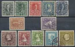 Montenegro 1910, N° 88/99, Couronnement De Nicolas 1er, SC, 2 Timbres */mh