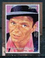Niger 1998 - Frank Sinatra - Célébrité, Chanteur, Acteur, Cinéma