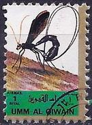 Umm Al-Qiwain 1972 - Insect : Mosquito ( Mi 1362A - YT Xxx ) Airmail