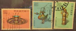 Taiwan  - (o)  - 1982  # 2318/2321 Short Set