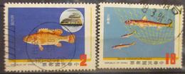 Taiwan  - (o)  - 1983  # 2373/2374