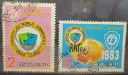 Taiwan  - (o)  - 1983  # 2386/2387
