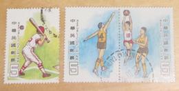 Taiwan  - (o)  - 1988  # 2651/2653