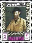 Umm Al-Qiwain 1967 - Self-portrait : Edouard Manet ( Mi 208A - YT Pa 11.4 ) - Umm Al-Qaiwain