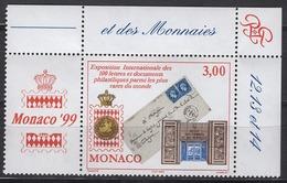 MONACO 1999 - N°2190 - NEUF** G38 - Monaco