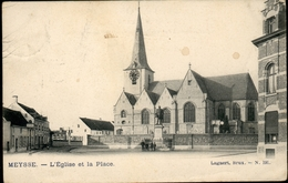 Meysse - Kerk En Plein - Meise