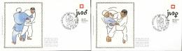 "N° 2703/04 - Sport Championnats Européens De Judo - """"JODOIGNE"""""