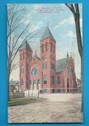 C.P.A. Eglise Saint-George's Manchester - Manchester