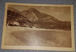 SUTOMORE, MONTENEGRO, CRNA GORA, VERY RARE ORIGINAL OLD POSTCARD - Montenegro