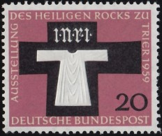 GERMANY - Scott #802 The Exhibition Of The Holy Coat In Trier / Mint NH Stamp