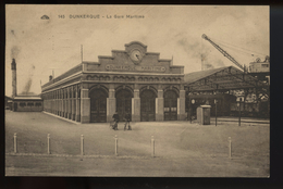 Dunkerque La Gare Maritime - Dunkerque