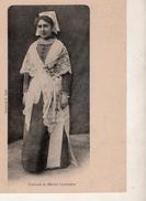 Costume De Mariée Luçonnaise - Lucon