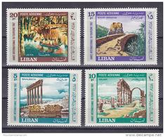 Lebanon 1967 Jeita Cave Temple Tourism ** MNH - Lebanon
