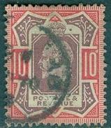 Royaume Uni  116   Ob   TB  Cote  45 Euro
