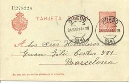 E.P 1914  OVIEDO