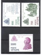XAX104 VATICAN 1991  MICHL 1035/37 ** Postfrischer SATZ Siehe ABBILDUNG - Vatikan