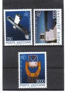 XAX103 VATICAN 1991  MICHL 1040/42 ** Postfrischer SATZ Siehe ABBILDUNG - Vatikan