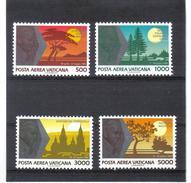 XAX94 VATICAN 1990  MICHL 1014/17 ** Postfrischer SATZ Siehe ABBILDUNG - Vatikan