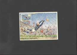 Footbal WC 1962 Maxi-card Of USSR