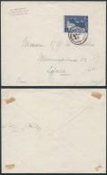 AK271 Lettre De Bruxelles à Zurich Suisse 1928