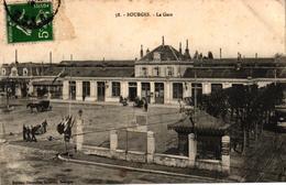BOURGES -18- LA GARE - Bourges