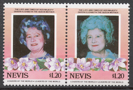 Nevis 296-97** QUEEN MOTHER ELIZABETH