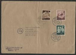 1944 Germania, Lettera Per Bruchsal - Deutschland