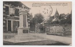 61 ORNE - LA PERRIERE Monument 1914-1918 (voir Descriptif) - France