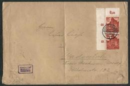 1940 Germania, Lettera Con Piega Centrale - Deutschland