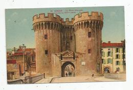 G-I-E , Cp , 55 , VERDUN , La Porte CHAUSSEE , Vierge - Verdun