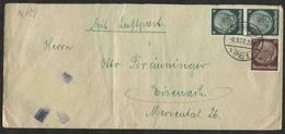 1937 Germania, Lettera In Posta Aerea - Deutschland