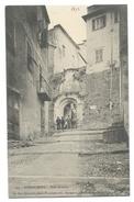 BORDIGHERA (Italie, Imperia, Ligurie)  Porta Sottana - Animée - Imperia