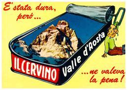 CERVINIA - PUBBLICITA' - CERVINO - Italia
