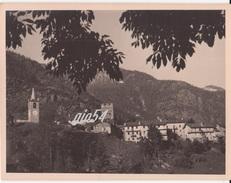 Aosta Champorcher Fotografica (8,5x11,5) Luglio 1936 - Non Classificati