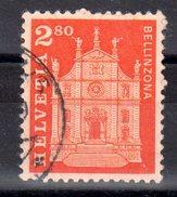 Schweiz 1963 Mi. 767 Kollegiatskirche Gestempelt (3174) - Suiza